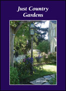 Just Country Garden by Judy Condon-judy condon, new, just country gardens, pennsylvania, ohio, new england, book,
