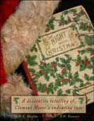 "The Night Before Christmas, a re-telling, by Mark  Kimball Moulton""!!-Night Before Christmas, Mark Kimball Moulton, christmas book, holdays"