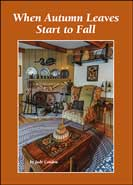 When Autumn Leaves Start to Fall by Judy Condon-Judy Condon, Books, pictorial decorating book, historical
