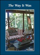 The Way it Was by Judy Condon!-Judy Condon, simply country, country decor, decorating, primitive, book