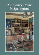 A Country Home in Springtime by Judy Condon-Judy Condon, A Country Home in Springtime, book, country home decor