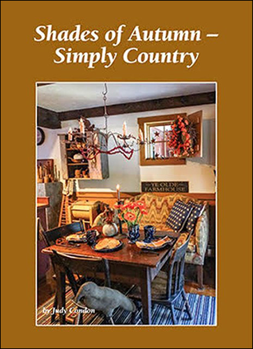 Shades of Autumn by Judy Condon-Shades of Autumn, Judy Condon, country series, fall, autumn, book
