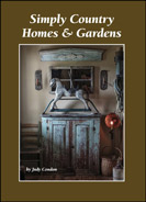 Simply Country Homes & Gardens by Judy Condon-judy condon, simply country, country decor, book, home decor