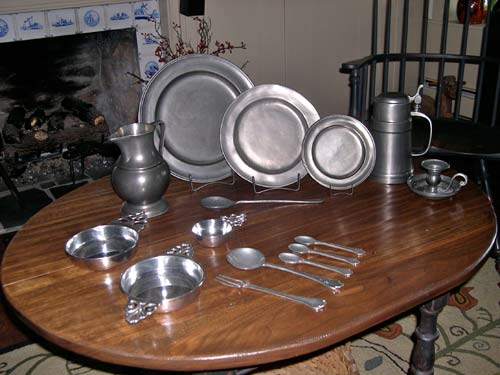 Pewter Category Photo